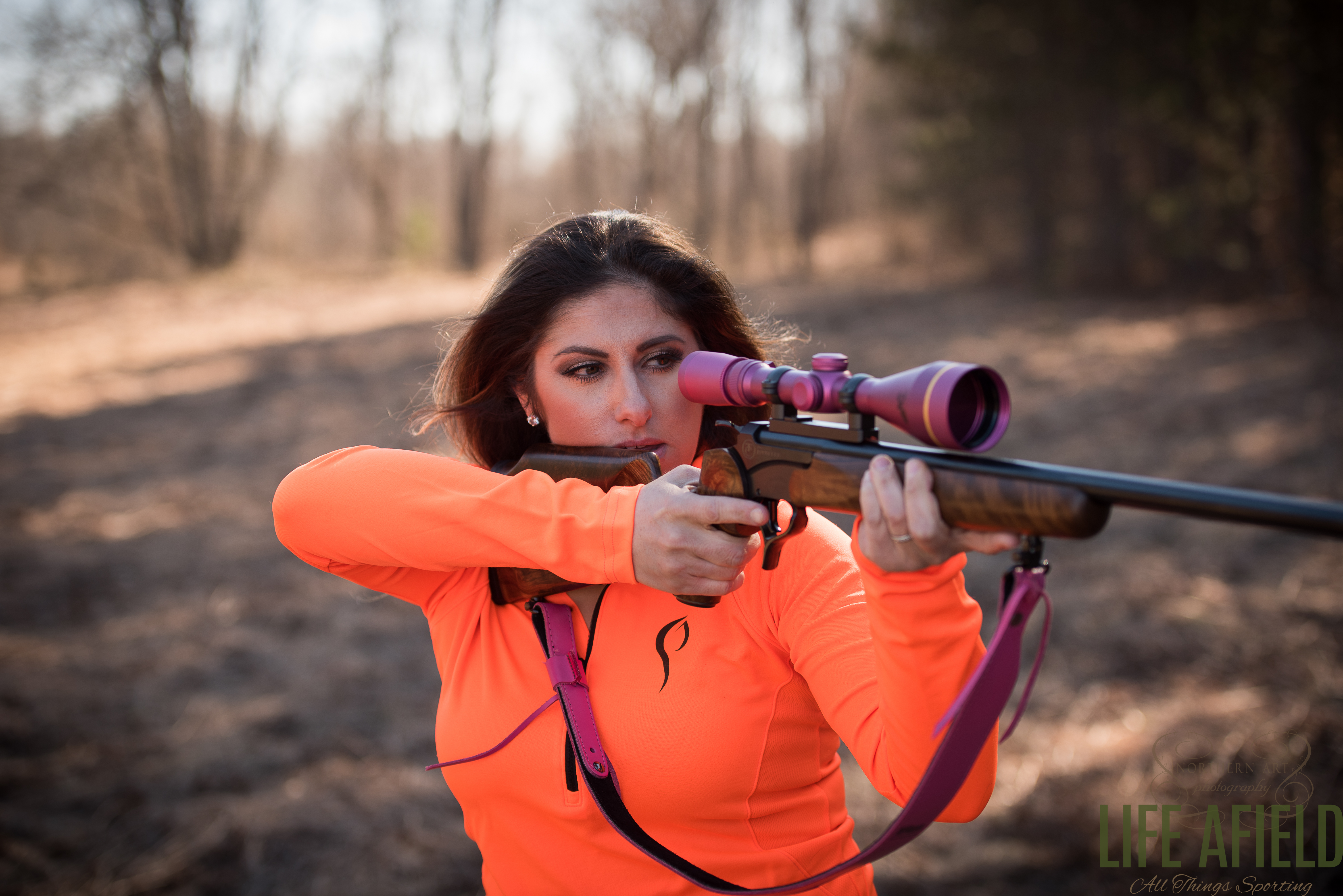 lady shooter lifestyles