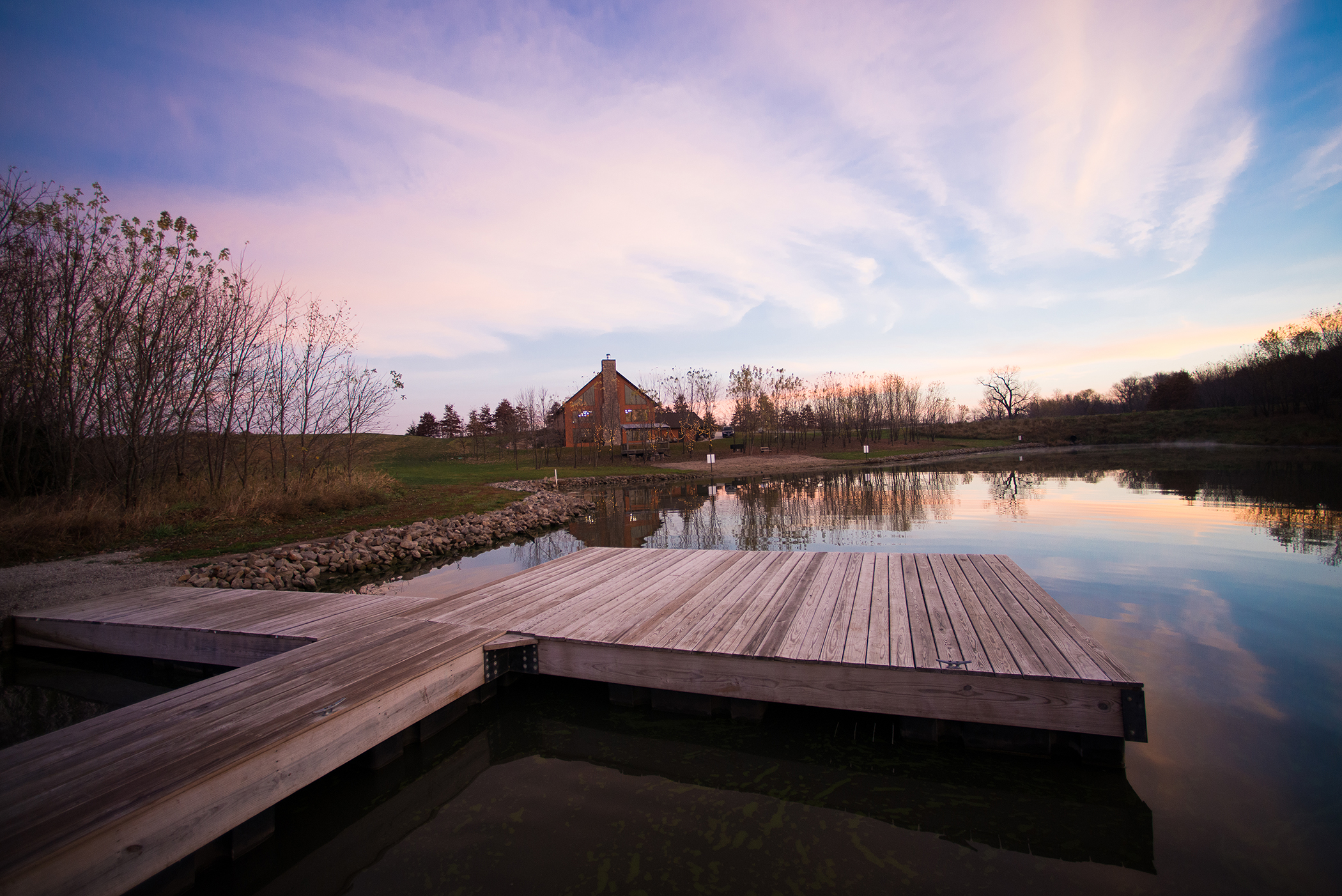 hunting lodge, hunting preserve, stock photography